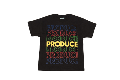 Produce Bag Graphic T-Shirt