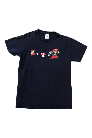 Vintage 2000's Super Mario T-Shirt Size Small