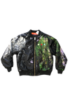 Pluto Heights Working Class Painters Bomber Jacket