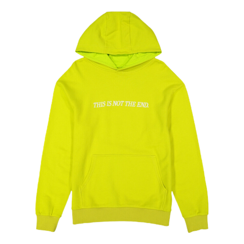 Qilo This Is Not The End Hoodie
