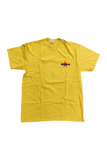Supreme Acid Yellow Money Power Respect T-Shirt Size Large