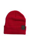 QTstylez Louis Vuttion Spade Patch Beanie