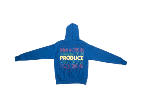 Produce Bag Graphic Hoodie
