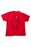 Revenge Red Spider T-Shirt Size X-Large