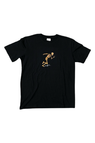 Tints Running Skeleton T-Shirt