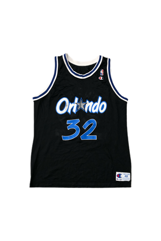 Vintage 90's Magic Shaq O'Neal Jersey Size Medium