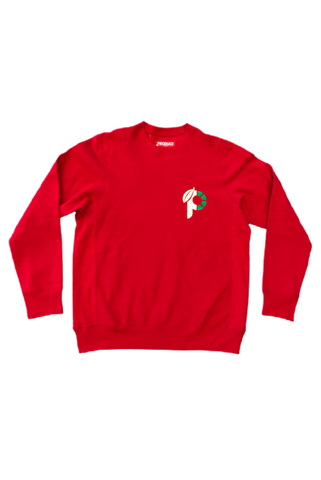 Produce Apple Classic Logo Crewneck