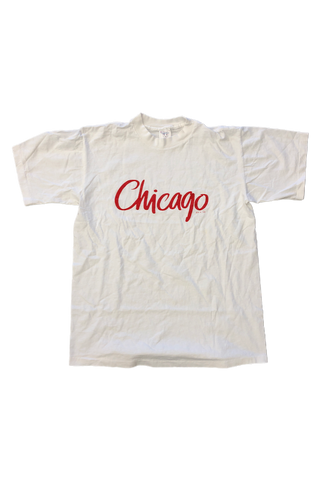 Vintage 1992 Chicago T-Shirt Size Large