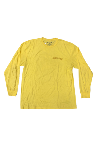 Fucking Awesome Independent Yellow Longsleeve Size X-Large