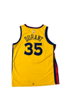 Vintage Warriors Kevin Durant Jersey Size Large