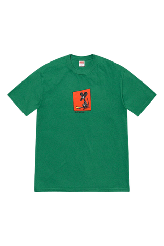 Supreme Pine Mouse T-Shirt Size X-Large