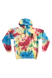 Learn to Forget PBR Tie Dye Logo Hoodie