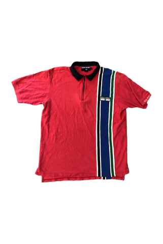 Vintage 90's RL Polo Sport Zip Polo Size X-Large