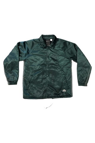Adidas Alexander Wang Green Jacket Size Large