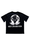 Swabkin Get Involved T-Shirt