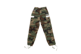 thriftedtiff Camo Chain Pants Size Medium