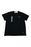 Off-White Black Mariana De Silva T-Shirt Size XX-Small
