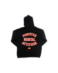 Learn to Forget Positive Mental Attitude Hoodie