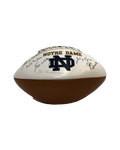 Vintage Notre Dame Heisman Winners Signed Ball