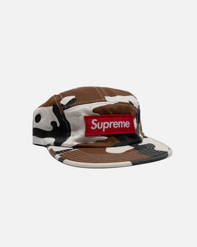 Cow Camo Camp Hat