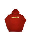 Produce W19 Classic Font Hoodie