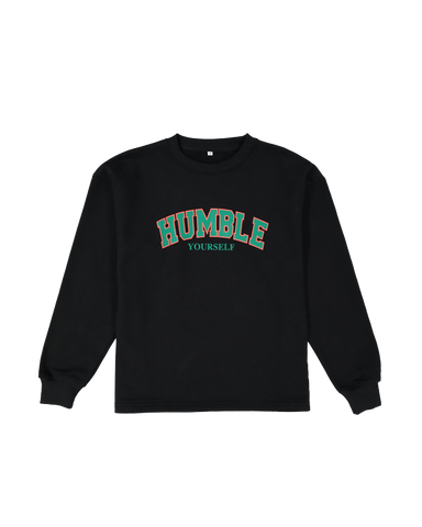 Apostle Club Humble Yourself Crewneck