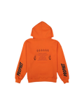 Apostle Club Prophet Hoodie Safety Orange