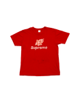 Supreme Elephant Red T-Shirt Sz. L