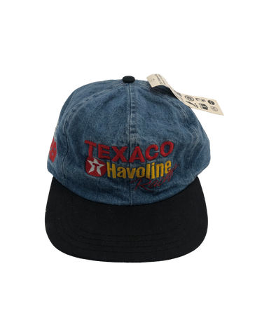 Vintage Denim Texaco Havoline Racing Hat