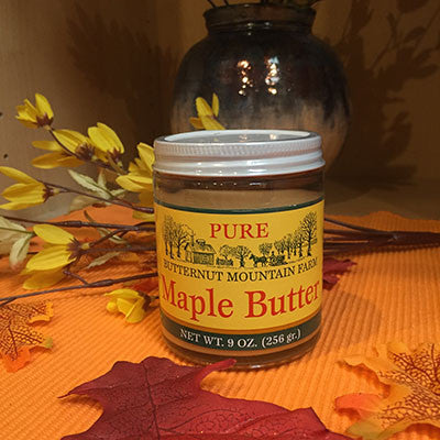 Vermont Maple Syrup - Maple (Cream) Butter