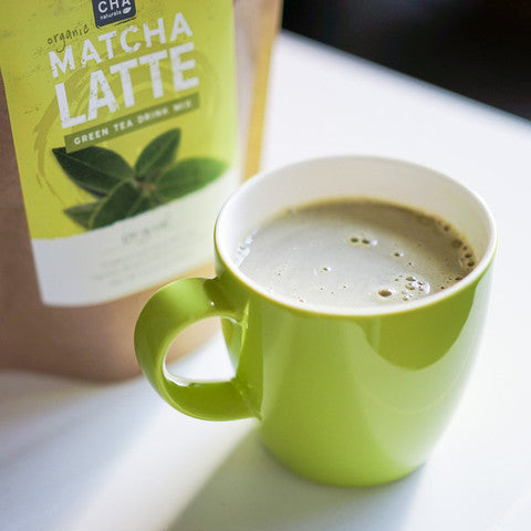 Organic Green Tea Matcha Latte
