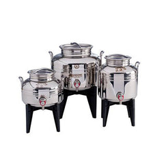 Sansone Stainless Steel Fusti Tanks & Decanters