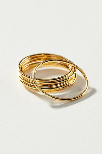 Classic Ring Set Of 3
