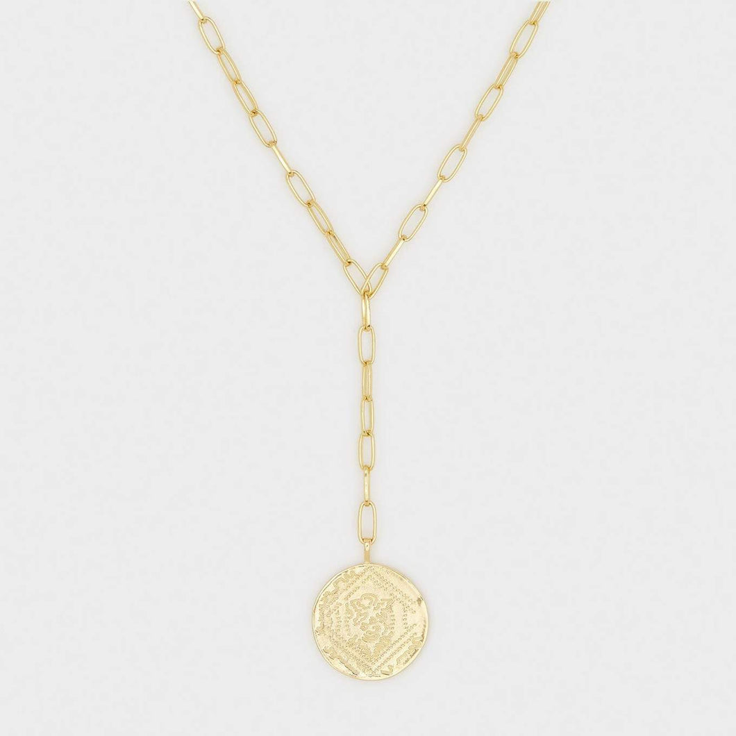 Ana Coin Necklace