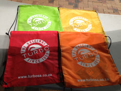 TURBO Action Polo goodies bags!