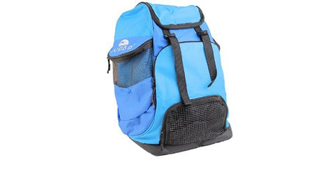 Draco Backpack - Two-tone Blue
