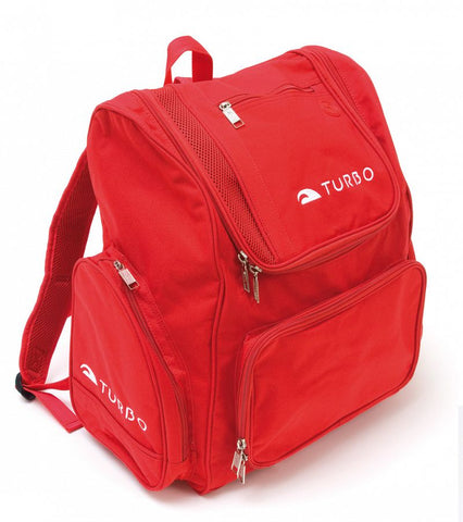 Titan Backpack - Red