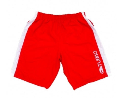 TURBO quick dry shorts - Red