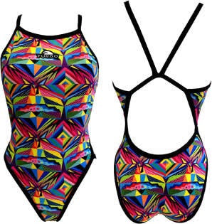 Ethno Cool Revolution Swim Suit Women