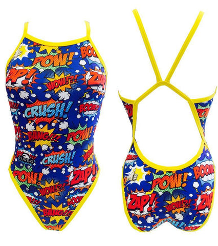 Boom Revolution Swim Suit Women