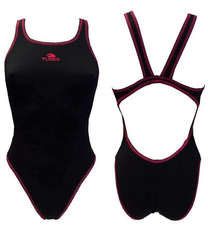 Comfort Suit Ladies Swimming - Black