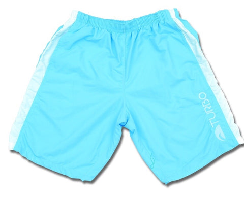 TURBO quick dry shorts - Sky Blue