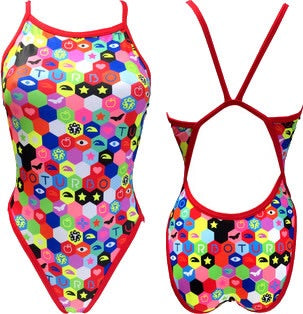 Hexa Revolution Swim Suit Women