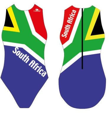 South Africa Ladies Techno Suit