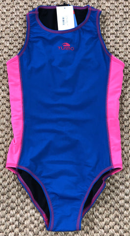Fun Comfort Suit - Royal/Pink