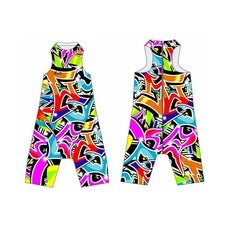 Trisuit - Graffiti