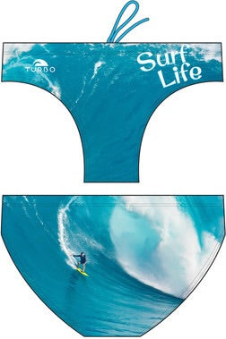 Kids Swimsuit - Surf Life