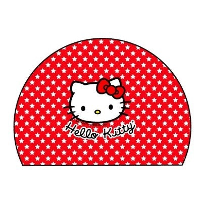 Kids Hello kitty Lycra swimming cap