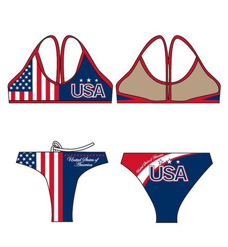 USA Training Bikini