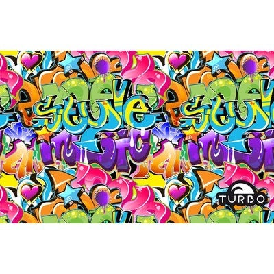 Microfibre Towel - Graffiti